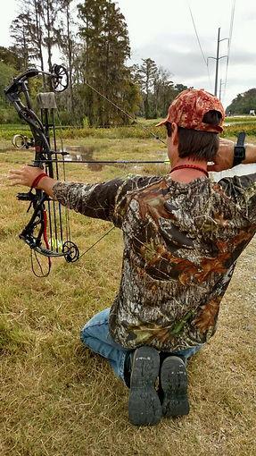 Hunting retrieval tool
