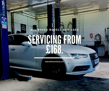 Car servicing Mitcham