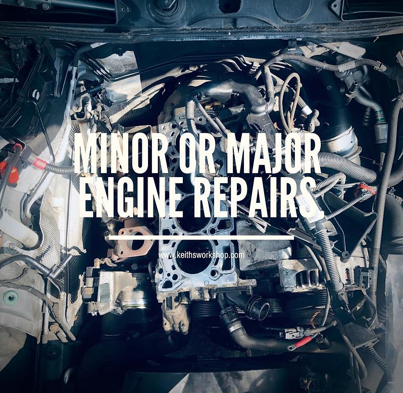 Engine repairs Mitcham