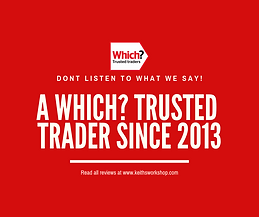 Which trusted trader garage services