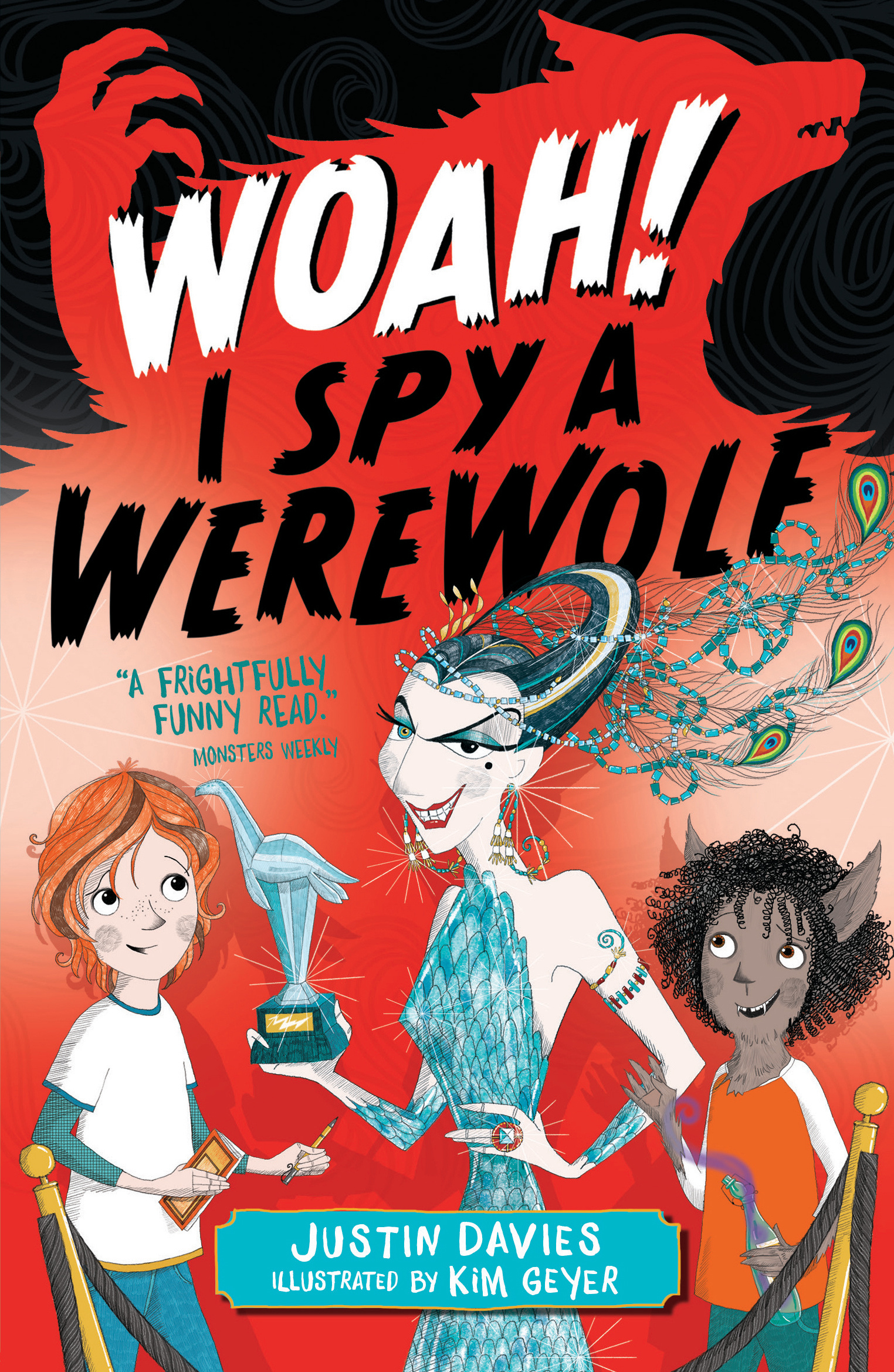 Whao! I Spy a Werewolf | Justin Davies and Kim Geyer