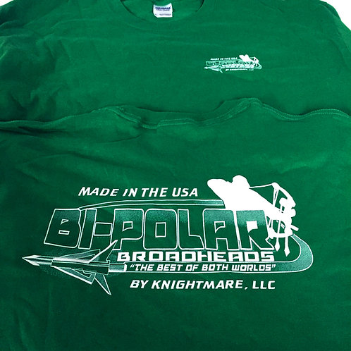 Bi-Polar Broadheads T-Shirt