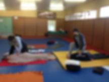 Cours de shiatsu Limoges