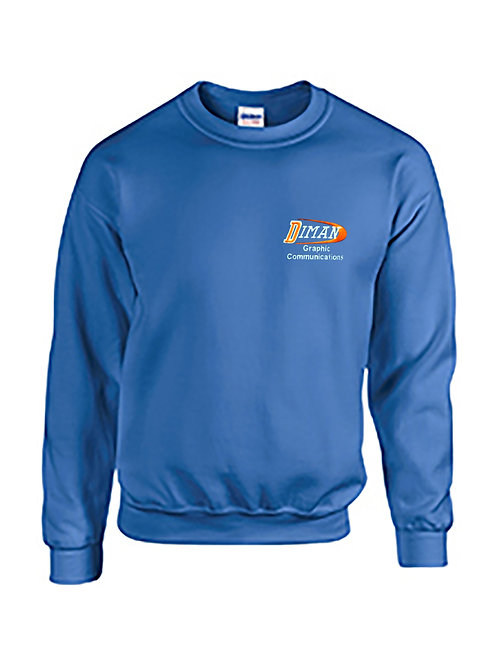 Graphic Communication Sweatshirt