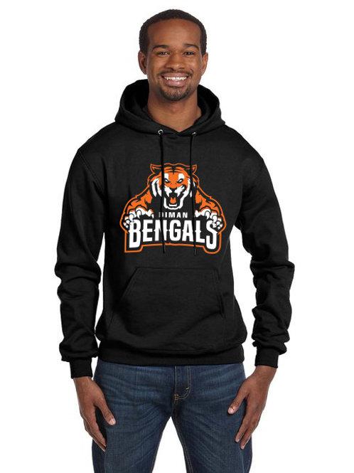 Sweatshirt with Diman Bengal