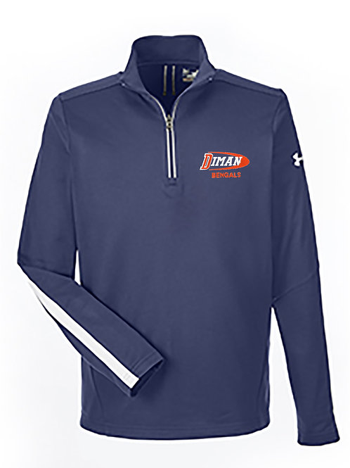 Women's Under Armour Quarter Zip Sweatshirt