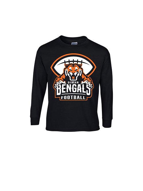 Football Long-Sleeve T-Shirt