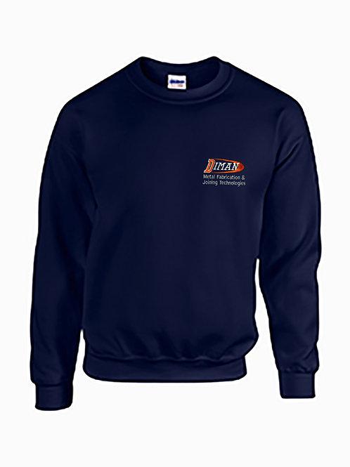 Metal Fabrication Crew Sweatshirt