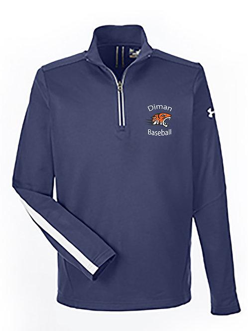 Men's Under Armour Sports Quarter Zip Sweatshirt