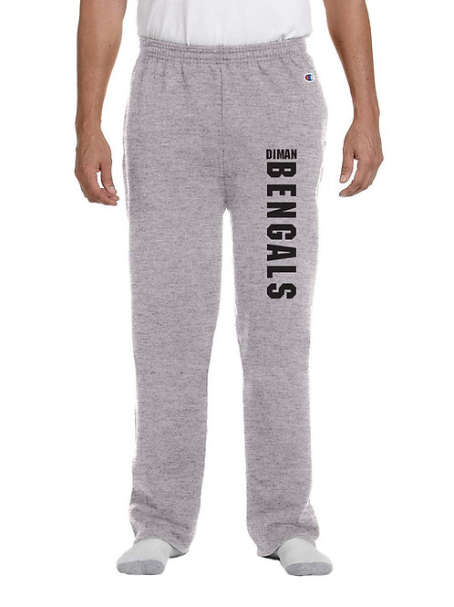 Diman Bengals Sweatpants with pockets