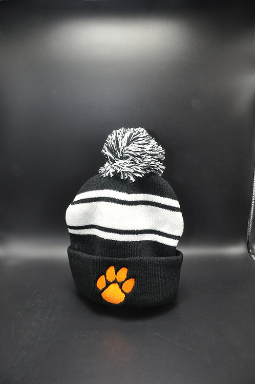 Bengal Paw Winter Hat