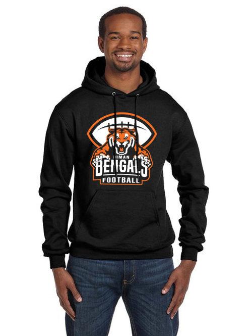 Football Sweatshirt with Diman Bengal