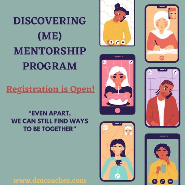 Discovering (Me) Mentorship Program
