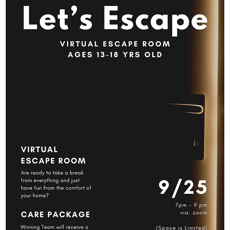 Let's Escape!