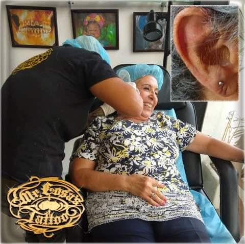 Servicio de Piercing