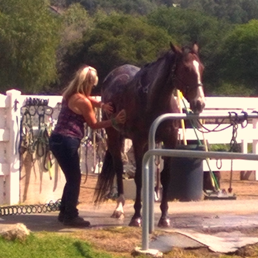 Michelle & King's Spa Day!