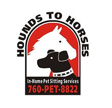 Hounds To Horses Logo