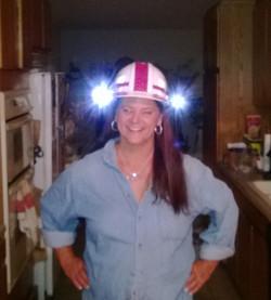 Pet Sitter Head Lamp!