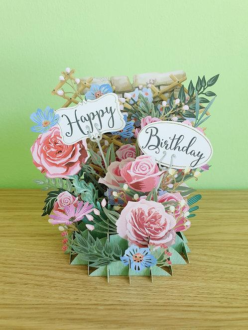 Happy Birthday 3D