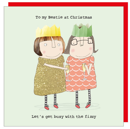 To my Bestie at Christmas
