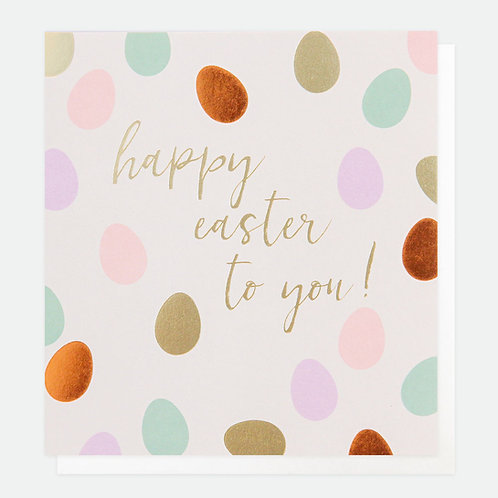 Happy Easter to you!