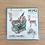 """Thumbnail: 3D Karte """"Santa's Sleigh"""""""