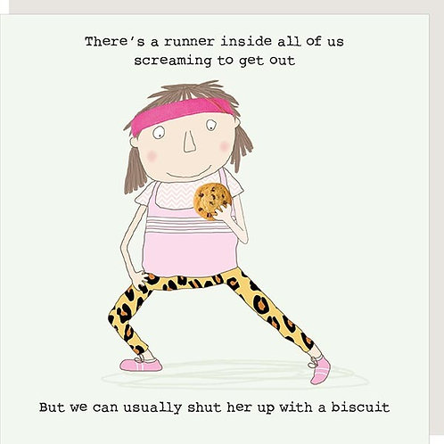 There's a runner inside all of us