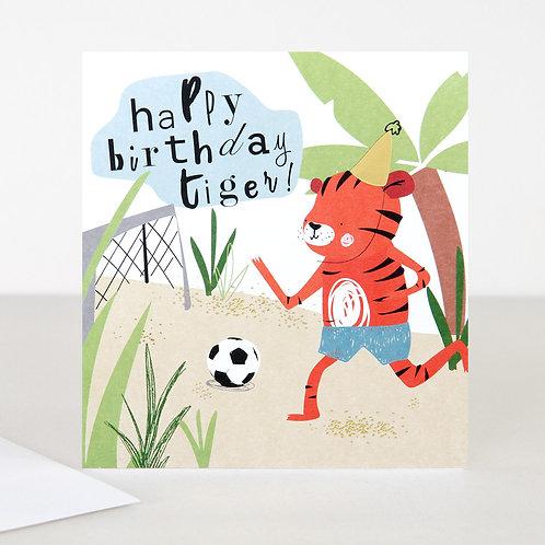 Happy Birthday Tiger!