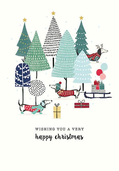 Wishing you a very Happy Christmas