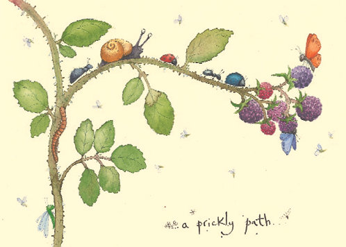 A prickly path