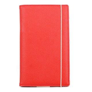 Reisebrieftasche Rot