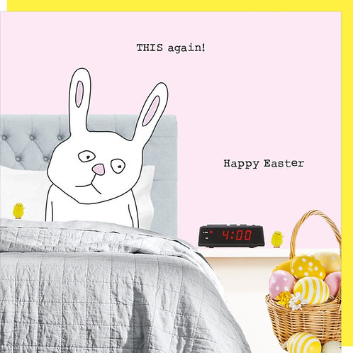 This again - Happy Easter