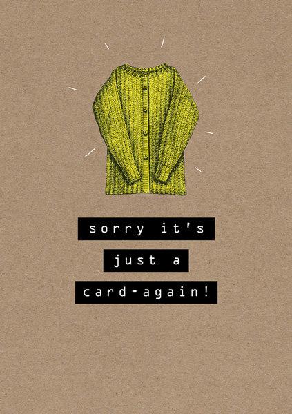 Card-again