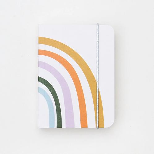 Notizbuch Regenbogen
