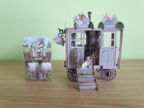 Shepherd's Hut 3D