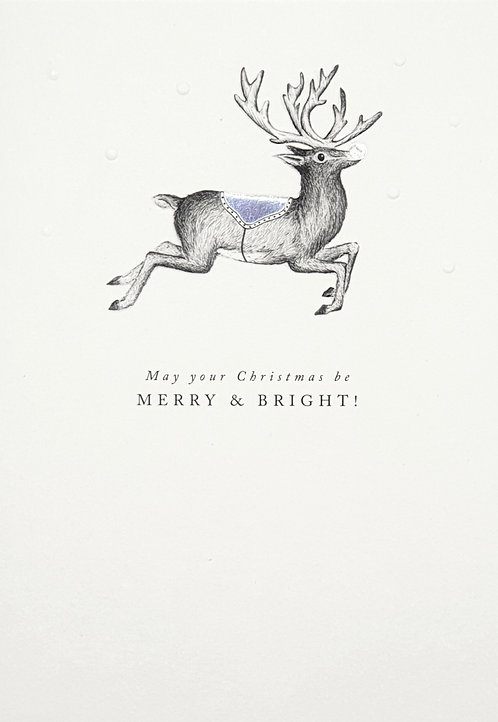 May your Christmas be Merry & Bright!