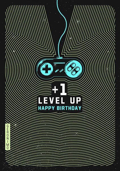+1 Level up
