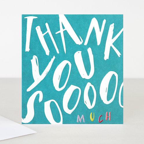 Thank you sooo much