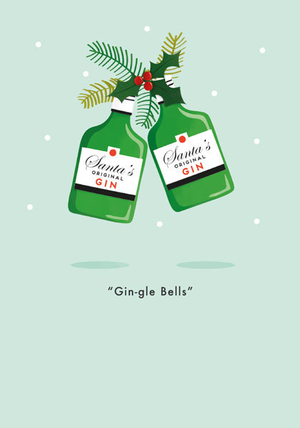 """Gin-gle Bells"""