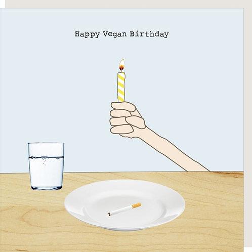 Happy Vegan Birthday