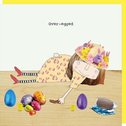 Over-egged