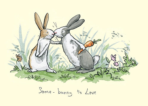 Some - bunny to Love