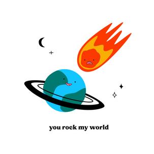 rock my world- Amanda Loftis Design