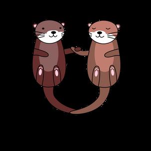 Otter Half-Brown