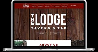 The Lodge Belmont by Amanda Loftis Desig
