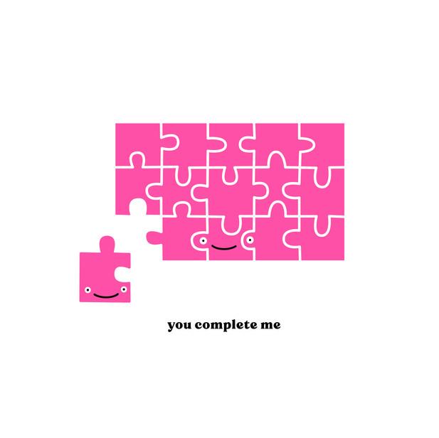 you complete me-Amanda Loftis Design