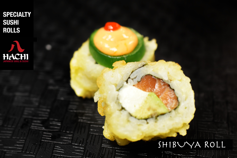 shibuya roll