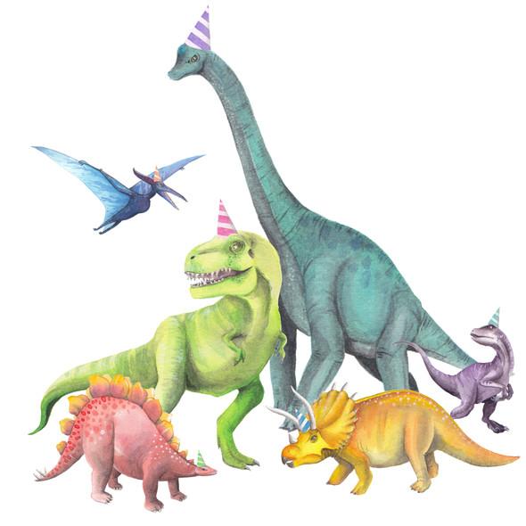 Party Dinos