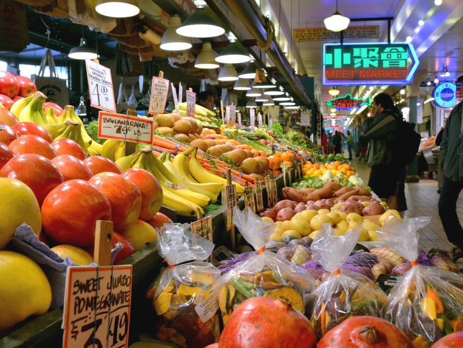 Meet Market | Visual Identity
