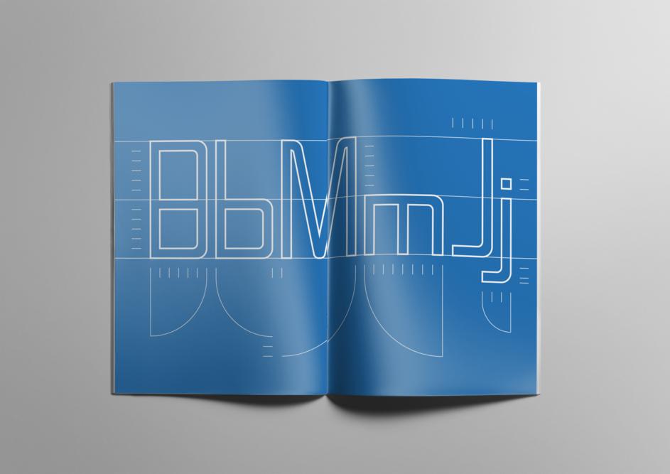 TechSans IEGOT | Typeface Design
